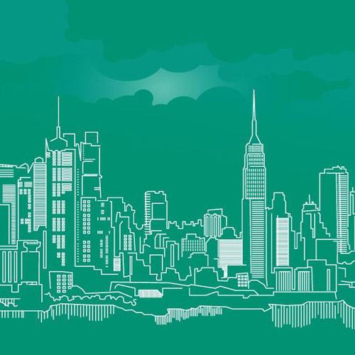New York City Vector Graphics