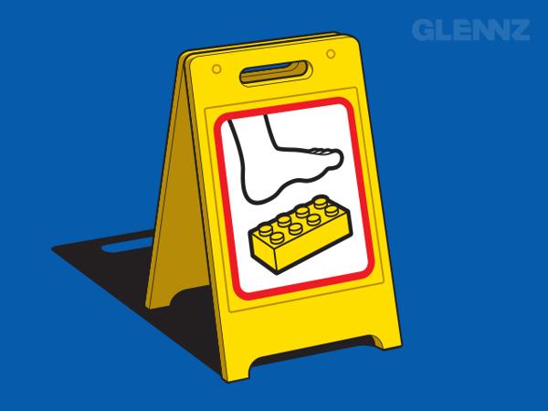 Extreme Caution T-Shirt Illustrations