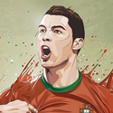 Post thumbnail of FiFa World Cup 2014 – Posters, Flyers and Illustrations