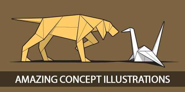 32 Amazing Concept Illustrations by Glenn Jones