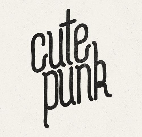 CutePunk free fonts