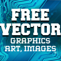 Post Thumbnail of 36 New Free Vector Graphics and Vector Images for Designers