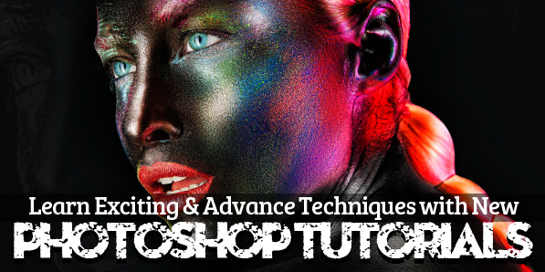 Photoshop Tutorials: 21 New Tutorials To Learn Exciting & Advance Techniques