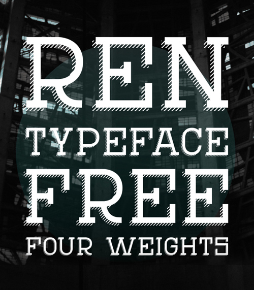 best free fonts for designers - 10