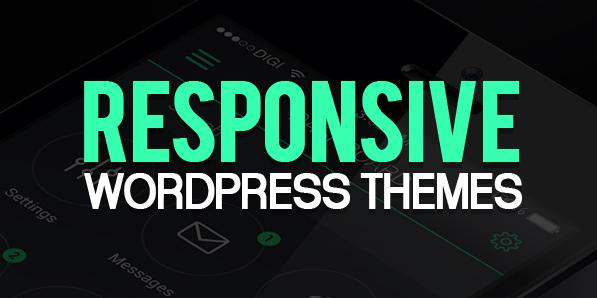 16 New HTML5 Responsive WordPress Themes
