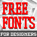 Post thumbnail of New Modern Free Fonts for Designers
