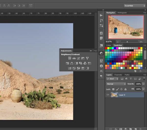 retouching photos step 4
