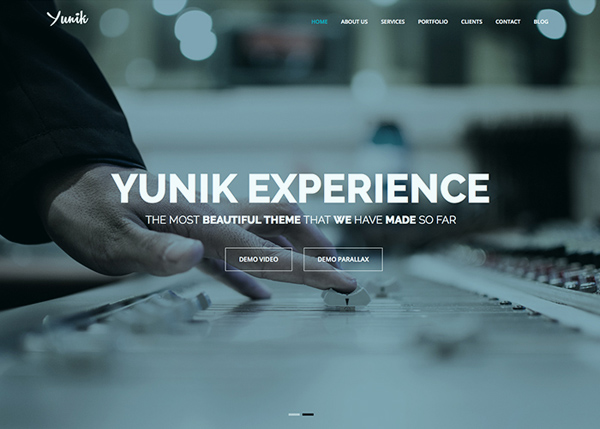 One Page Website Design - 15