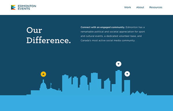Flat Websites Design - 16