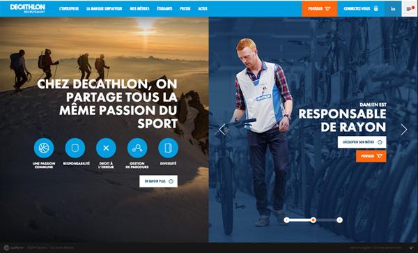 Flat Websites Design - 17