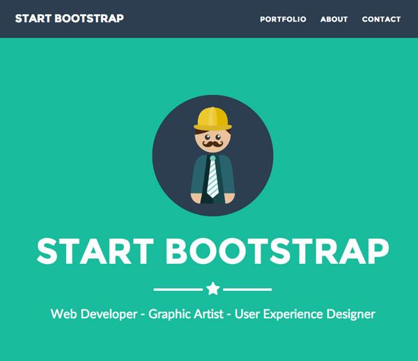 One Page Website Design - 17