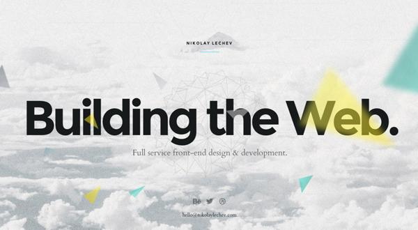 One Page Website Design - 24