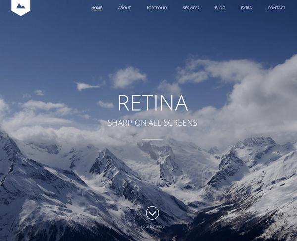 One Page Website Design - 27