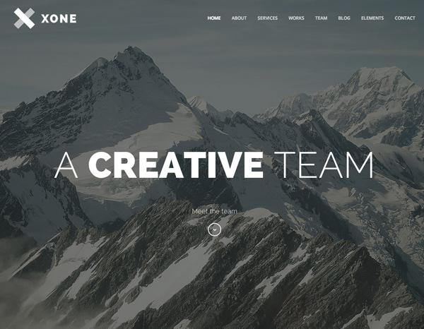 One Page Website Design - 29