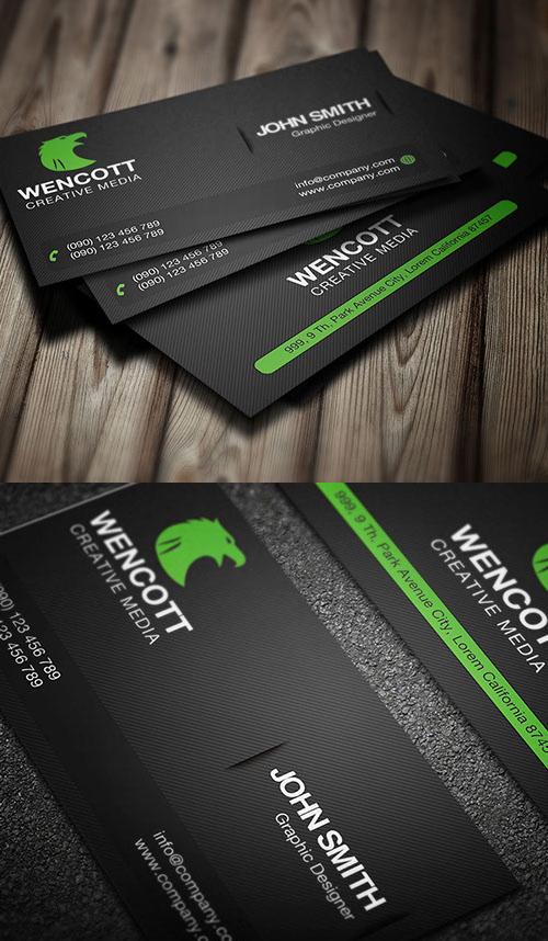 Business Card Templates (PSD) - 3
