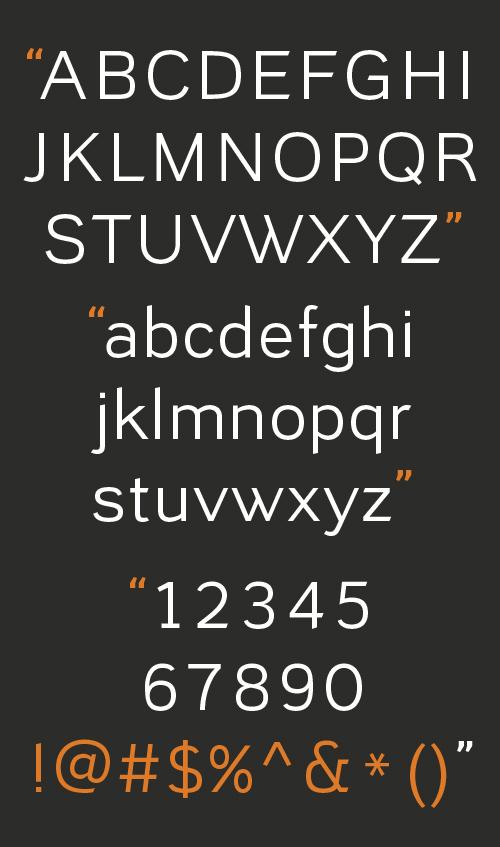Civolis free fonts letters for designers