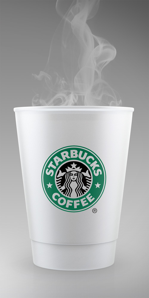 Coffee Cup PSD Mock-ups