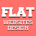 Post Thumbnail of Flat Websites Design - 28 New Examples