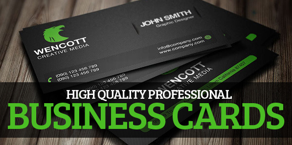 25 Professional Business Card Templates (PSD)