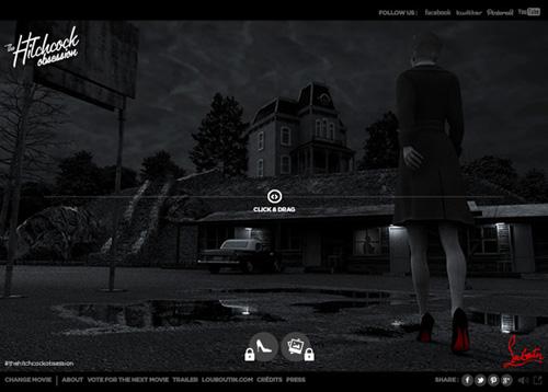 Big Background Websites - 3