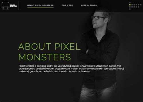 Big Background Websites - 9