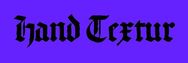 Hand Textur Font Free Download