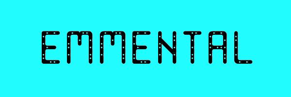 Emmental Font Free Download