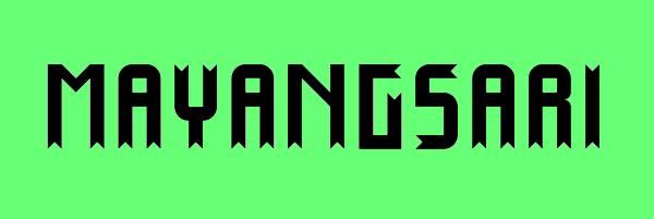Mayangsari Font Free Download