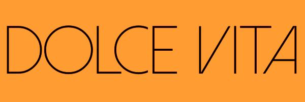 Dolce Vita Font Free Download