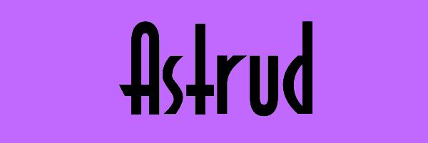 Astrud Font Free Download