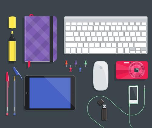 Digital Product Design Vector