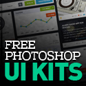 Post thumbnail of Free PSD UI Kits and PSD UI Design Elements for Designers
