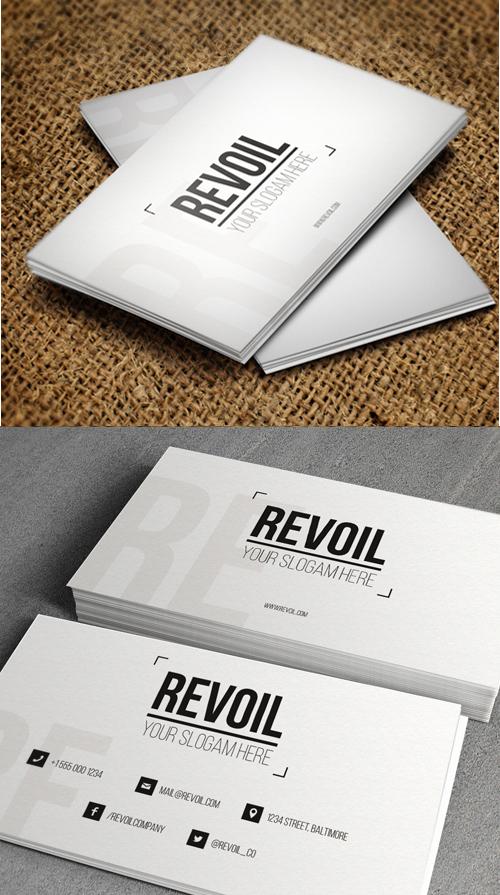Designers Business Card PSD Templates - 10