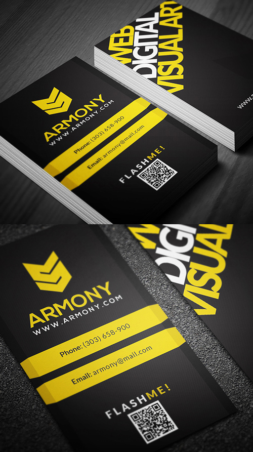 Designers Business Card PSD Templates - 17