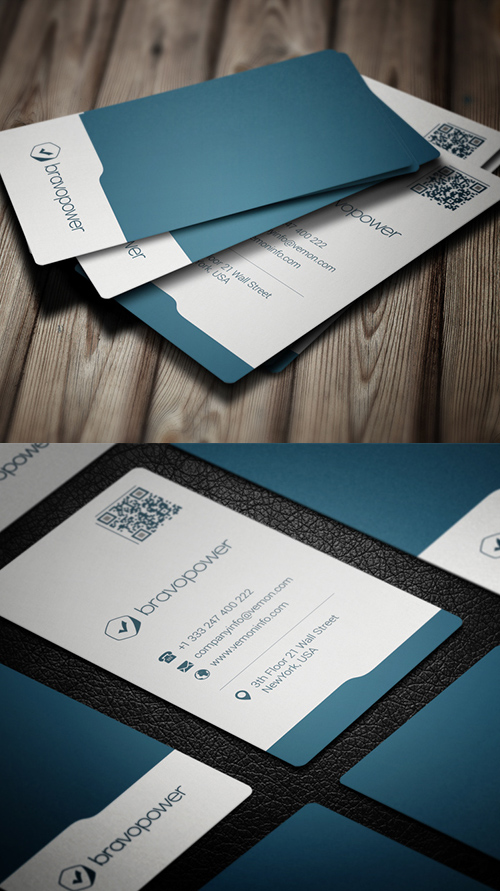 Designers Business Card PSD Templates - 19