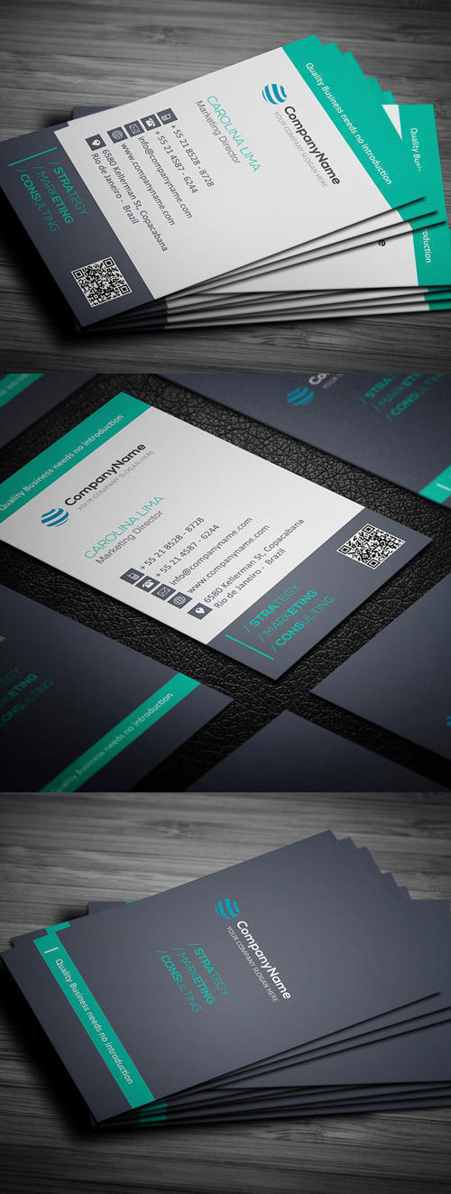 Designers Business Card PSD Templates - 21