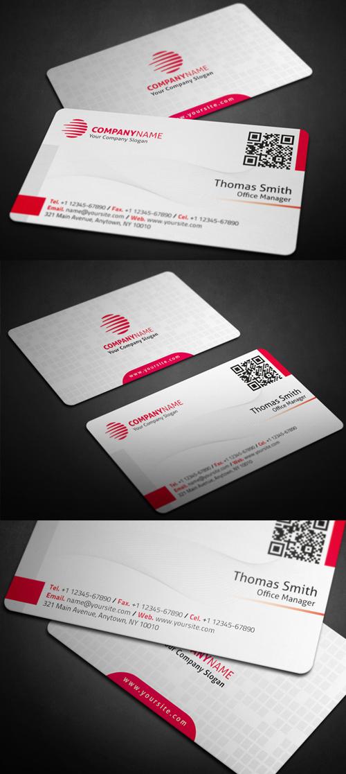 Designers Business Card PSD Templates - 25