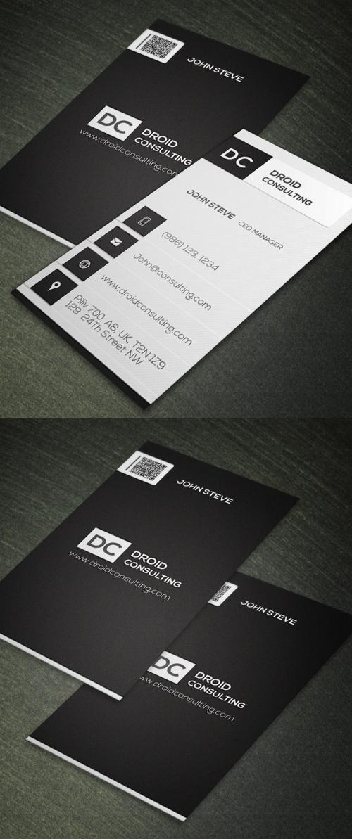 Designers Business Card PSD Templates - 3