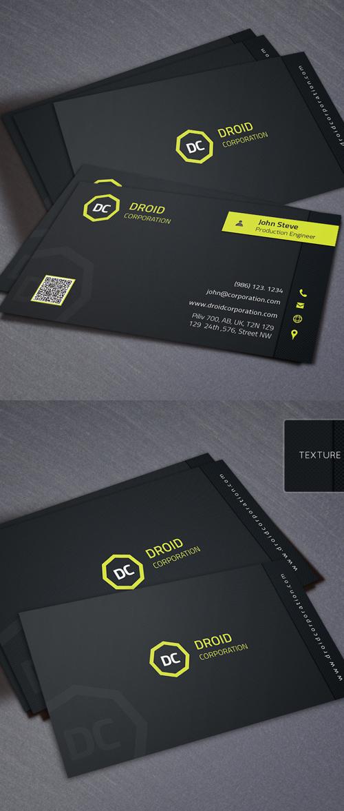 Designers Business Card PSD Templates - 5