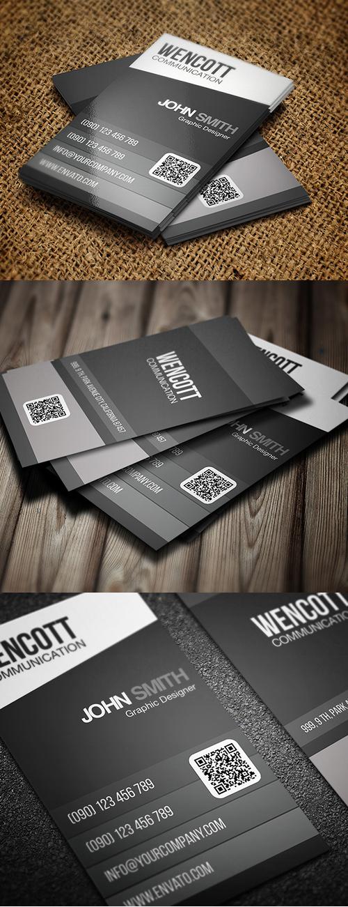 Designers Business Card PSD Templates - 8