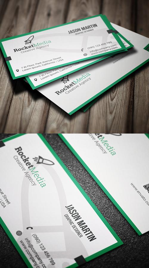 Designers Business Card PSD Templates - 9