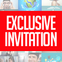 Post thumbnail of Exclusive invitation for One Day Only!