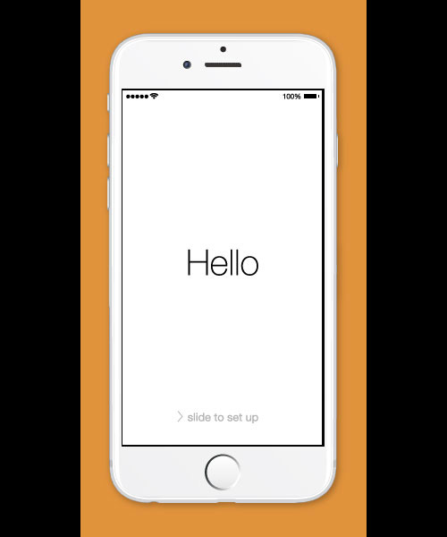Free iPhone 6 and iPhone 6 Plus Mockup Templates (PSD, AI & Sketch) - Free Download - 42