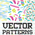 Post thumbnail of Pattern Design – 35 Seamless Free Vector Patterns