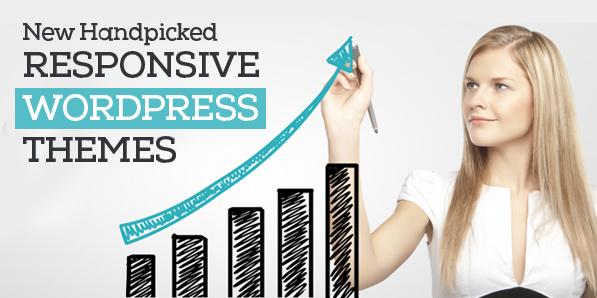 17 New Handpicked Responsive WordPress Themes