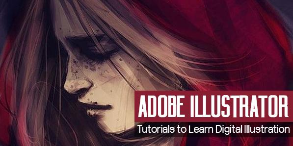 Illustrator Tutorials: 26 Amazing Tutorials to Learn Digital Illustration