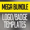 Post thumbnail of 5in1 Mega Bundle v.1: Logo/Badge Templates