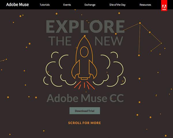 Flat Websites Design : 32 New Flat Web Design Examples 02