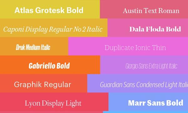 Flat Websites Design : 32 New Flat Web Design Examples 04