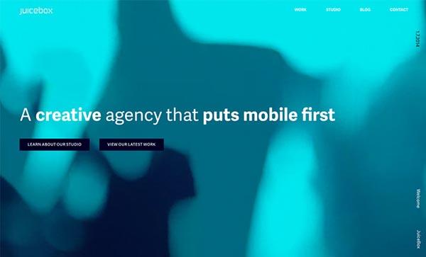 Flat Websites Design : 32 New Flat Web Design Examples 16